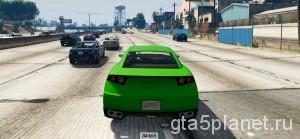 Спидометр в GTA 5