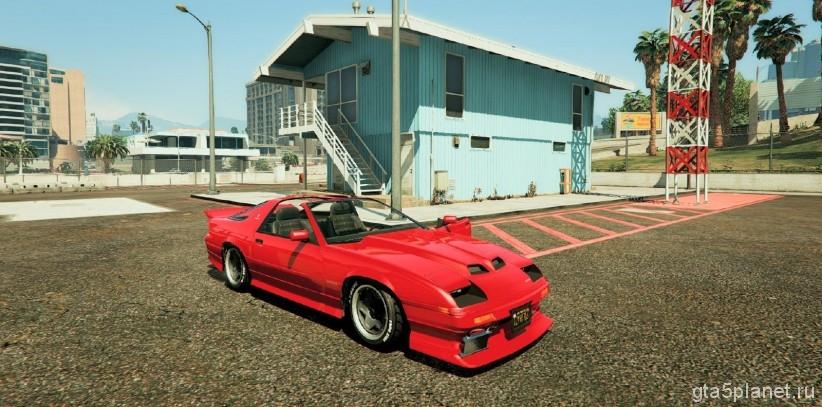 Улучшение графики в GTA 5