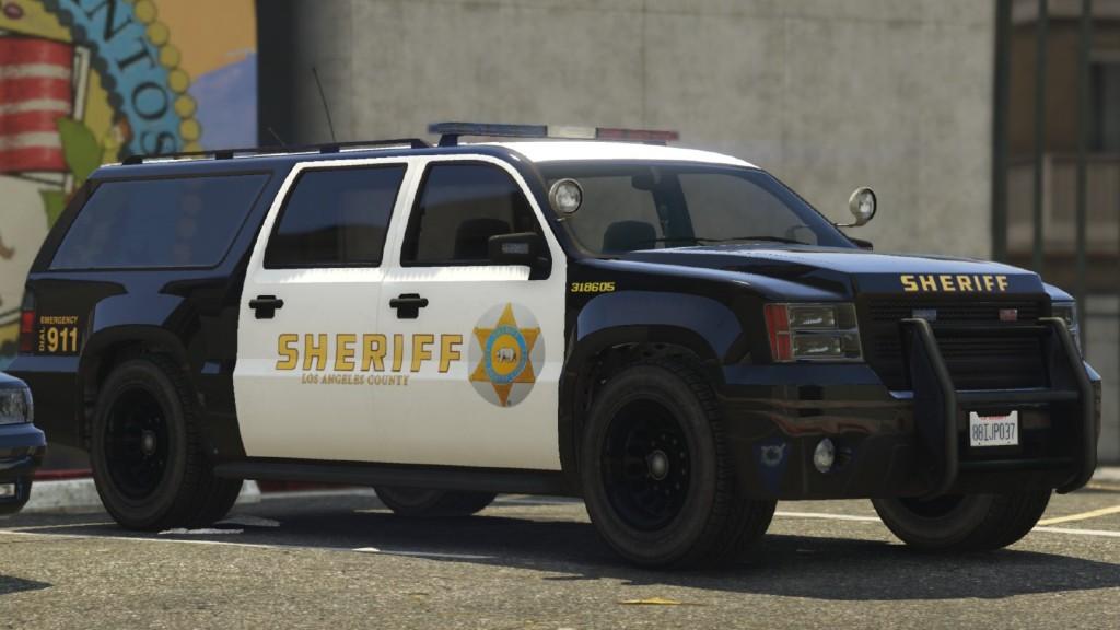 Полиция Лос-Анджелеса gta 5