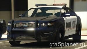 Полиция Лос-Анджелеса в GTA 5