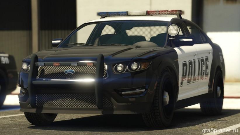 Полицейские машины как в Лос-Анджелесе GTA 5