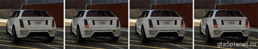 Поворотники в GTA 5