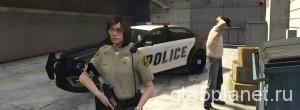 Арест пешеходов