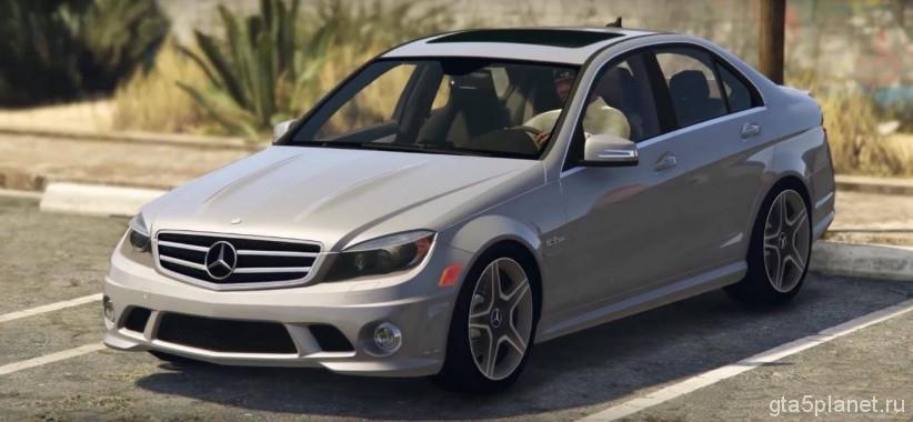 Mercedes-Benz C-Class для GTA 5