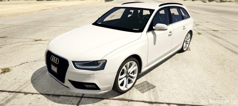 Audi A4 Avant GTA 5