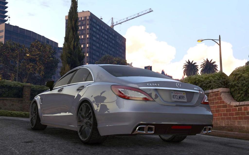 Mercedes-Benz CLS 6.3 AMG 2015