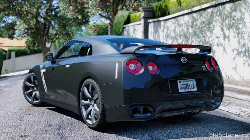 Nissan GT-R GTA 5