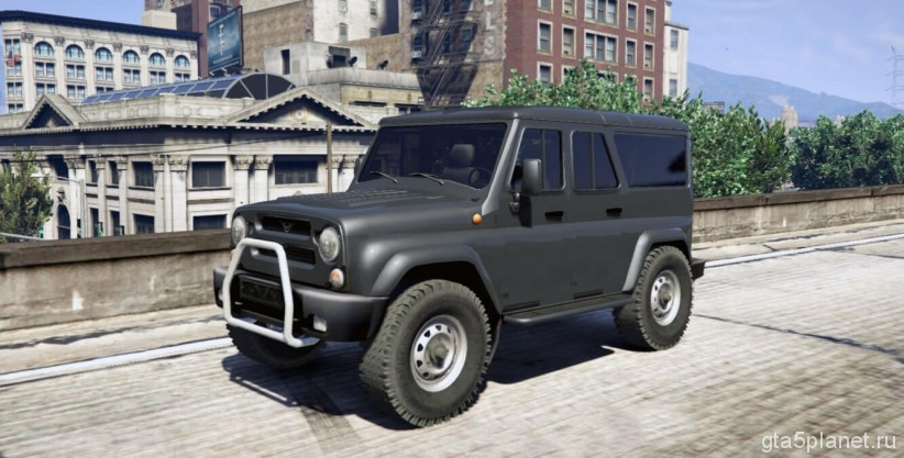 УАЗ GTA 5